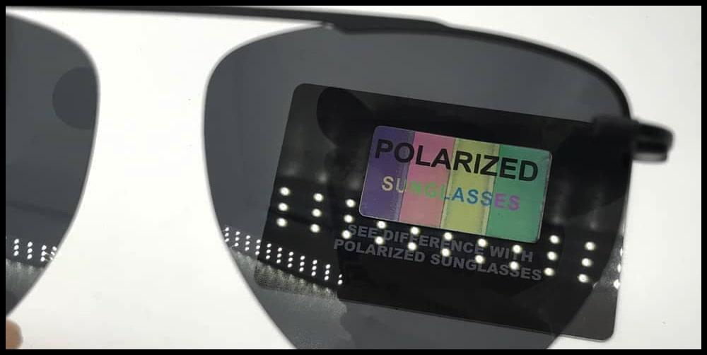 как проверить стекла солнцезащитных очков